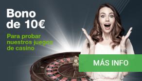 Bono Gratis Casino Codere