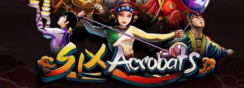 Slot Six Acrobats Betsson