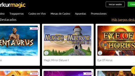 Análisis Slot Magic Mirror