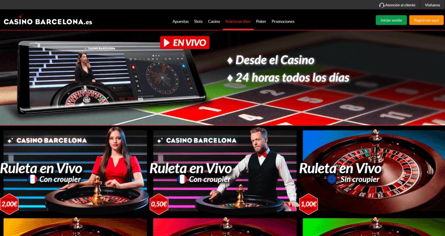 Ventajas de jugar online en un casino en vivo y en directo