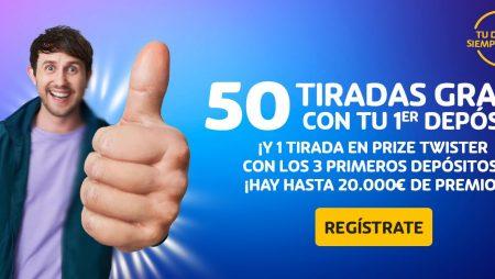 PlayUZU Casino tiradas gratis