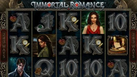 Cómo ganar en la slot Immortal Romance