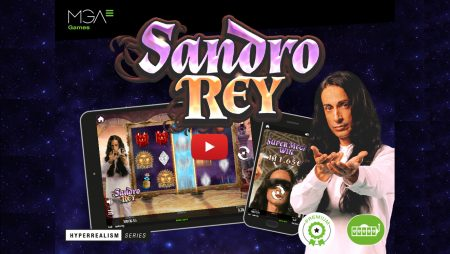 Alucina con la slot de Sandro Rey
