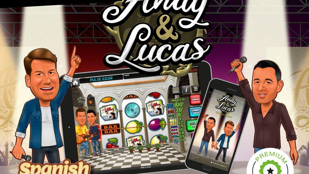 Descubre la tragaperras de Andy y Lucas