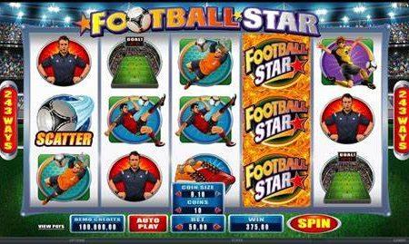 Campeones del mundo jugando a  Football Star Deluxe