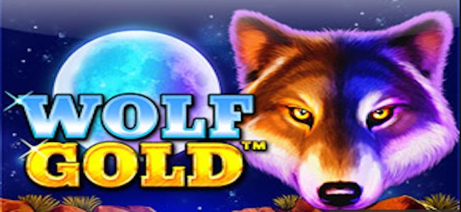 Juega en la naturaleza con la slot Wolf Gold