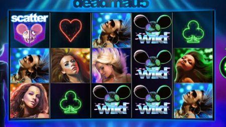 Baila hasta el amanecer con la slot de Deadmau5