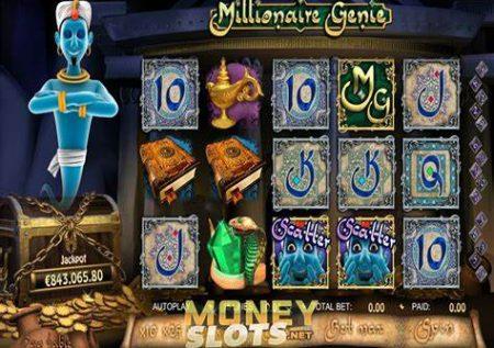 Descubre Millonaire Genie, la slot que da premios mayores