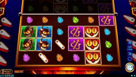Diviértete con la nueva slot 3 Devils Pinball