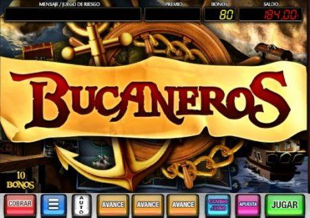Aventura en el mar con la slot Bucaneros
