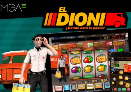 Coge el furgón y a por la tragaperras de El Dioni