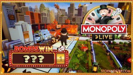 Cómo depositar en MONOPOLY Casino