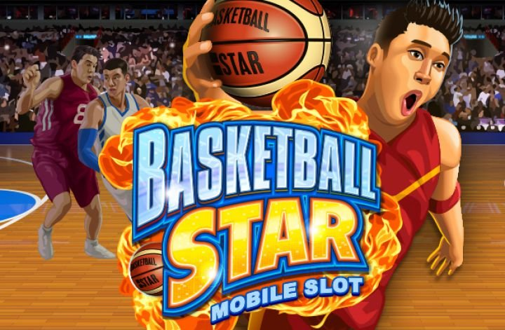 Lucha por ser campeón en la slot Basketball Star.