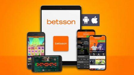 Descargar app Betsson Casino