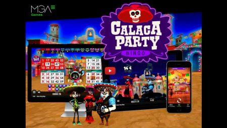 Bingo con esqueletos en Calaca Party