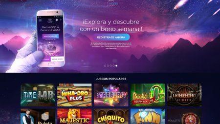 Comparador de casinos: Casino777 Vs Genesis Casino