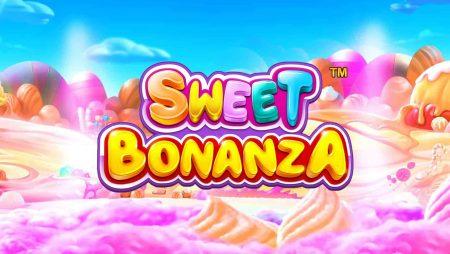 Caramelos mágicos en la slot Sweet Bonanza