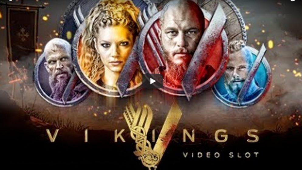 Conviértete en vikingo jugando a la slot de la serie de TV Vikings