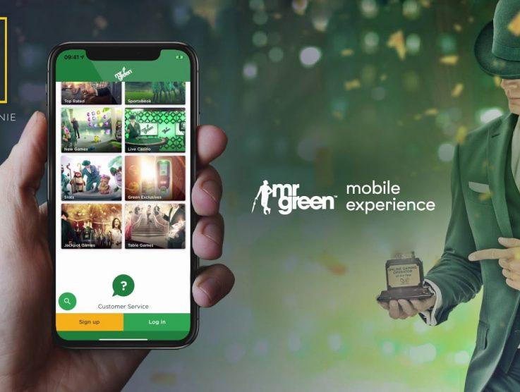 Descargar app Mr Green Casino