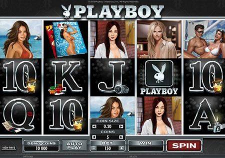 Sube la temperatura con las curvas de la slot Playboy