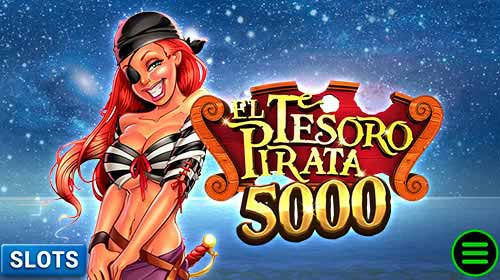 Surca los mares con la tragaperras El Tesoro Pirata