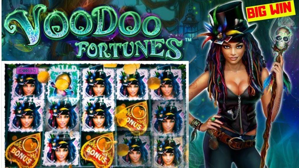 Siente el miedo con la slot Voodoo Magic