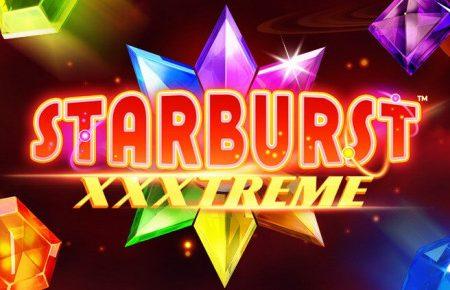 Analizamos a fondo la nueva versión de la mejor slot: Starburst XXXtreme