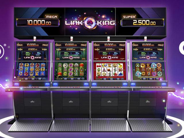 Cómo jugar a Link King slot